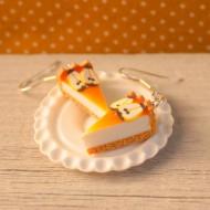 Hruškový cheesecake