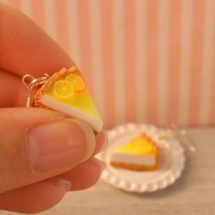 Citrusový cheesecake