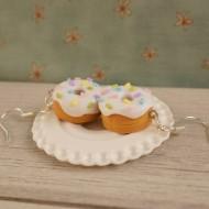 Barevné donutky