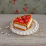 Jahodové dorty