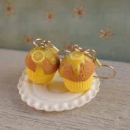 Citronové muffiny