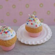Duhové muffiny