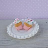 Mini puzetkové muffinky