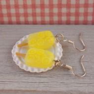 Citronové nanuky